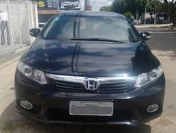 Honda Civic LXL 1.8 Automático - Melhor Km de Natal - 2013