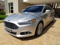 Ford fusion titanium awd, impecável - 2015