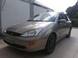 Ford Focus troco moto/carro + valor - 2003