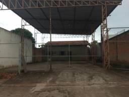 Galpão e casa nova esperança 01 Cuiabá 360 m²