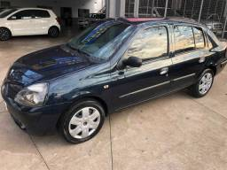 Renault clio 2004/2005 1.6 expression sedan 16v flex 4p manual - 2005