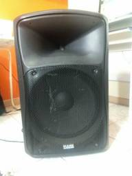 Caixa acústica Ativa MKA 1550A Mark audio