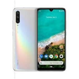 Cel Xiaomi MI A3 64gb 4gb Ram branco