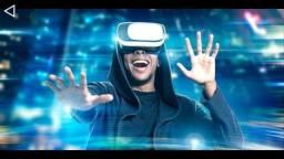 Realidade virtual VR locações eventos