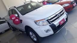 Ranger limited 3.2 4x4 diesel automática - 2014