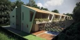 Casas duplex com 177m2, 5 suites no Condominio Engenho do Mar em Enseadinha de Serrambi