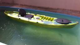 Caiaque Barracuda profish com acessórios