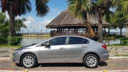 Civic LXR 2014 Impecável - 2014