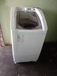 Máquina de lavar seminova porém com defeito no motor