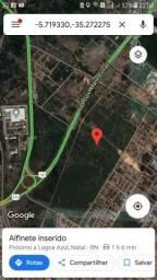 Área com 144 hectares em natal zona norte BR 101