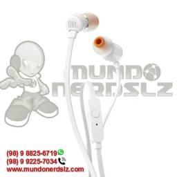 Fones de ouvido intra-auriculares Branco JBL Tune 110 em São Luís Ma