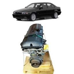 Motor Bmw 525ia Dt41 2001 Parcial À Base De Troca