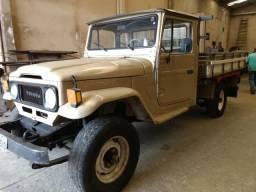 Toyota bandeirante picape * * direção hidráulica * * 4x4 1989 - 1989