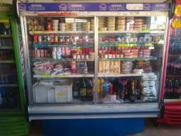 Oportunidade! Refrigerador / expositor 2 portas