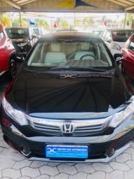 Honda civic LXS 2013 Automático impecável