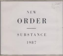 New Order - Substance (1987) 2 CD's (Duplo) Importado Europeu