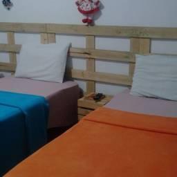 Hostel e pousada