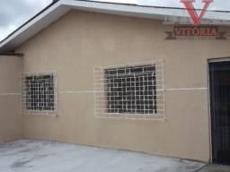 Casas no Xaxim com 6 quartos no total em terreno de 360m² próximo ao Colégio Estadual João