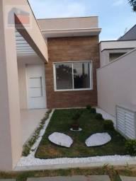 Casa com 3 dormitórios à venda, 120 m² por R$ 445.500 - Jardins do Império - Indaiatuba/SP