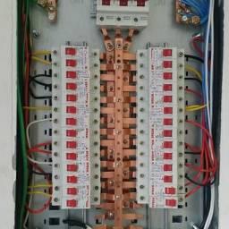 Eletricista montagens e manutenção instalação elétrica ligue agora