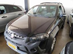 Fiat Palio Weekend Adventure Dualogic 1.8 Preto