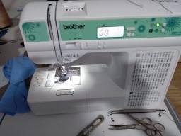 Máquina de Costura Reta Eletrônica Brother Nova Na Caixa