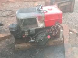 vendo motor yamam nb10 com radiador