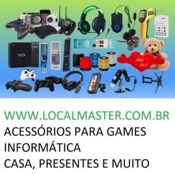 Localmaster a loja virtual do Guarujá! Entrega no mesmo dia.