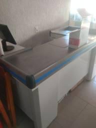 Check out gelopar /balcão caixa