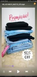 Black Friday-Calças Jeans Femininas !TOP