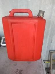 Galão para gasolina e outros 20 litros *