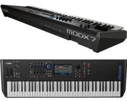 Yamaha Modx7 Sintetizador Workstation 76 Teclas