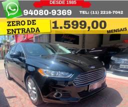 Ford Fusion 2.5 iVCT (Flex) (Aut) 2015 zero de ent