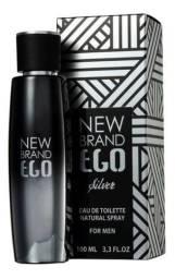 Perfume masculino EGO Silver->Creed Aventus