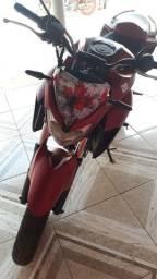 Troco mota em lote em Canaã.