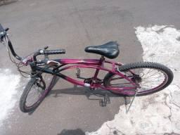 Bicicleta quadro caiçara