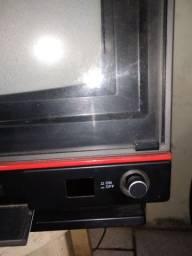 Televisão Antiga Toshiba TS-168