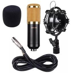 Microfone Lorben BM800 cardióide