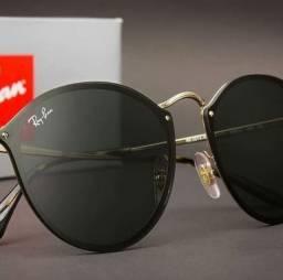 Ray-Ban ® Óculos com Garantia - Valor Promocional! Óculos Feminino / óculos Masculino