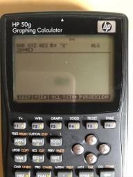 Cálculadora gráfica HP 50G
