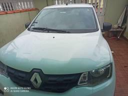 Renault kwid 2018 branco