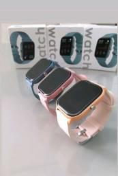 Smartwatch P8 relógio inteligente novo