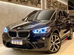 BMW X1 2.0 16v Turbo Activeflex Xdrive25i Sport 4P Automático 2017