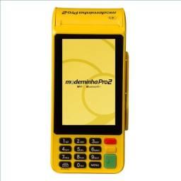 Moderninha Pro2 - Promoção - PagSeguro - Imprimi e tem Chip Proprio
