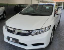 Honda Civic LXS Automático 1.8 Flex