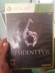 Vendo residente evil ou troco por GTA 5 Ou FUTeBOL