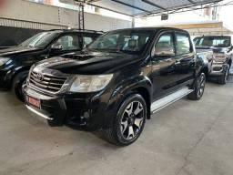 Hilux 2014 SRV Aut Diesel Blindada Revisado