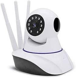 Camera Baba Eletronica 3 Antenas Wifi HD Audio
