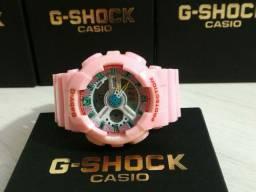G-Shock Baby-G Rosa