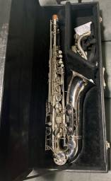 Saxofone Profissional Tenor Weril c/ Case Rígido